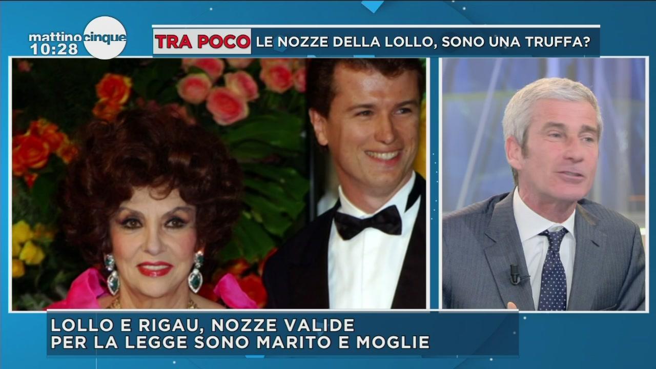 Gina Lollobrigida, sentenza choc