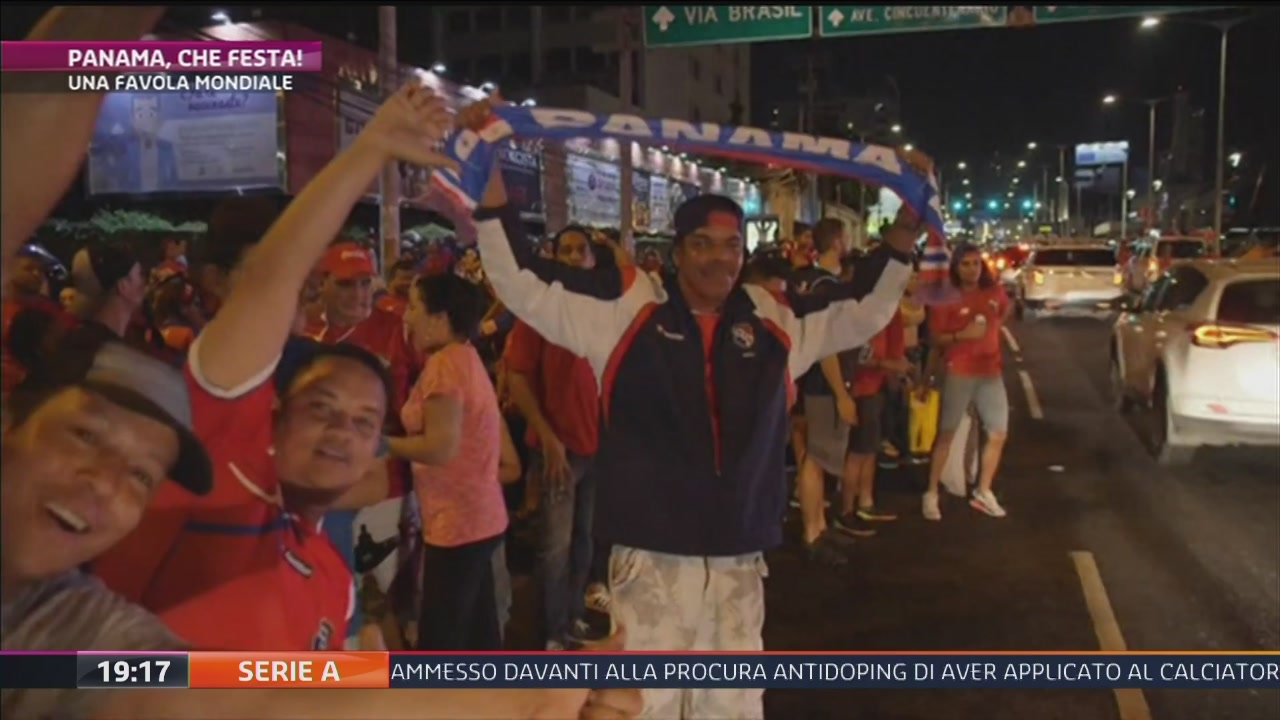 Panama nella storia: va ai Mondiali
