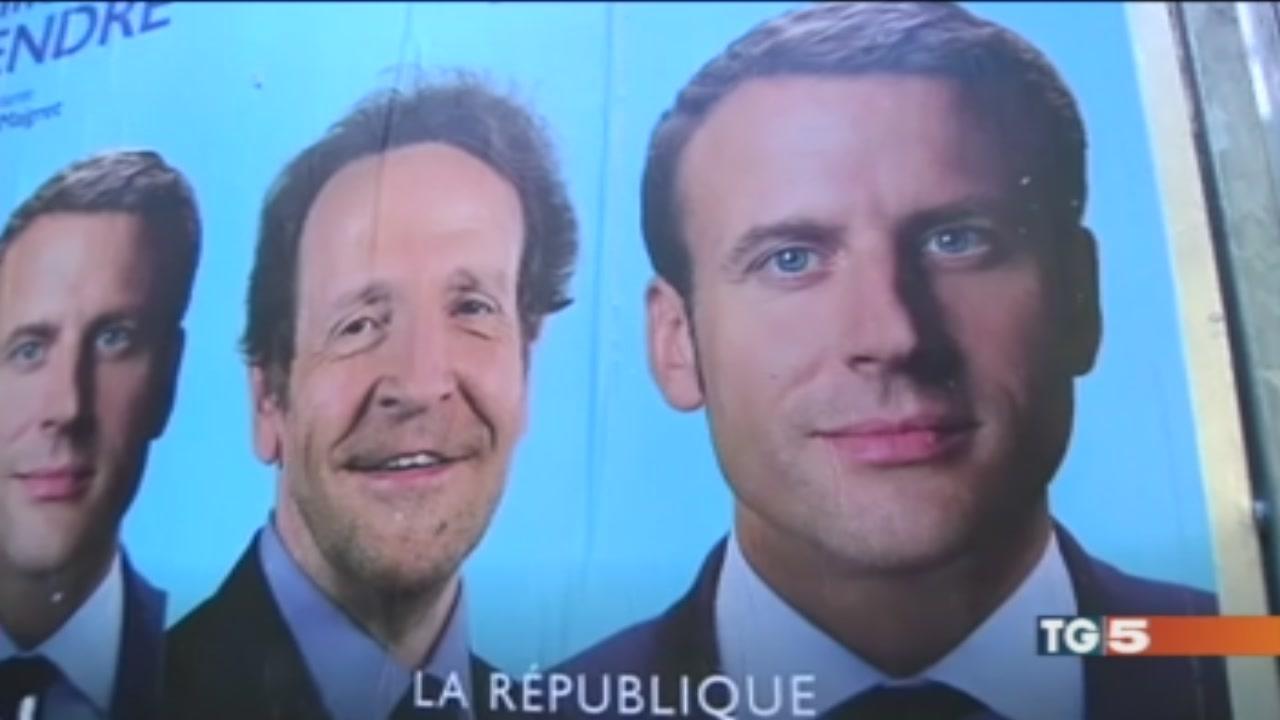 Nel segno di Macron