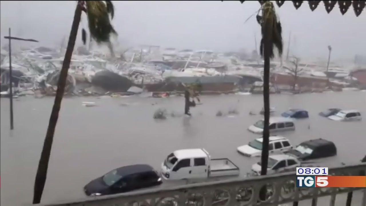 Irma punta su Miami e minaccia anche Cuba
