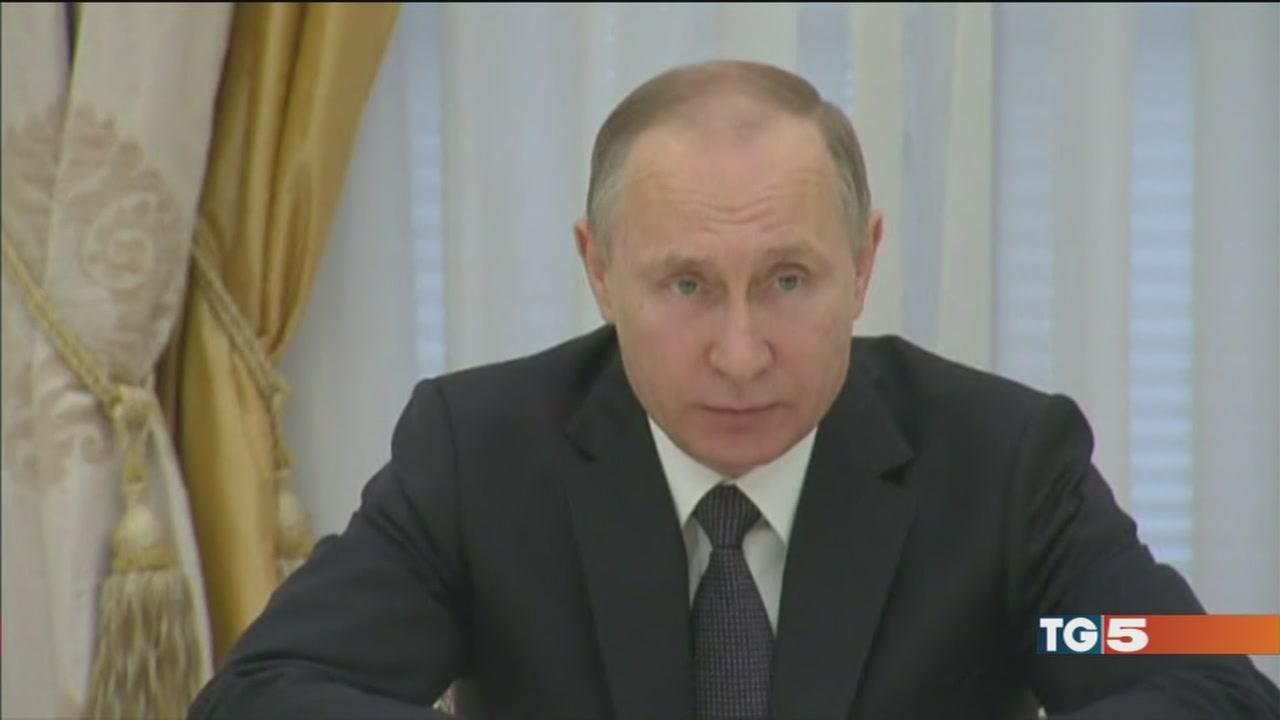Ira di Assad e Putin L'Europa con Trump
