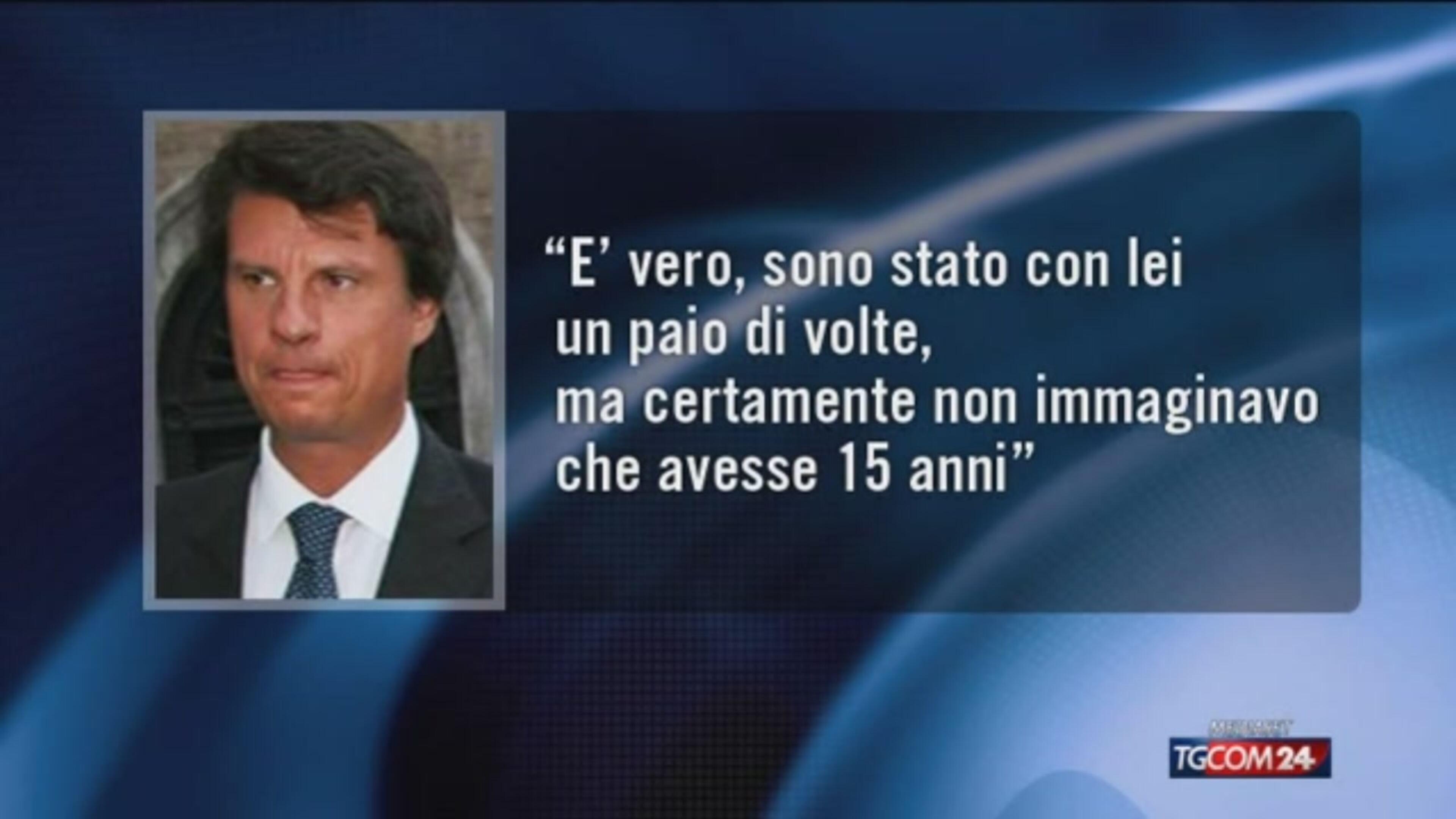 """Baby squillo, marito della Mussolini: """"Non sapevo età"""""""