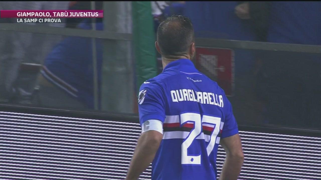 Giampaolo, tabù Juventus