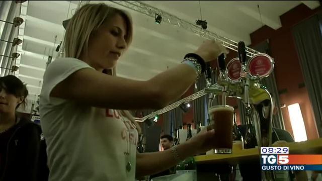 Gusto di Vino: La birra artigianale in Italia