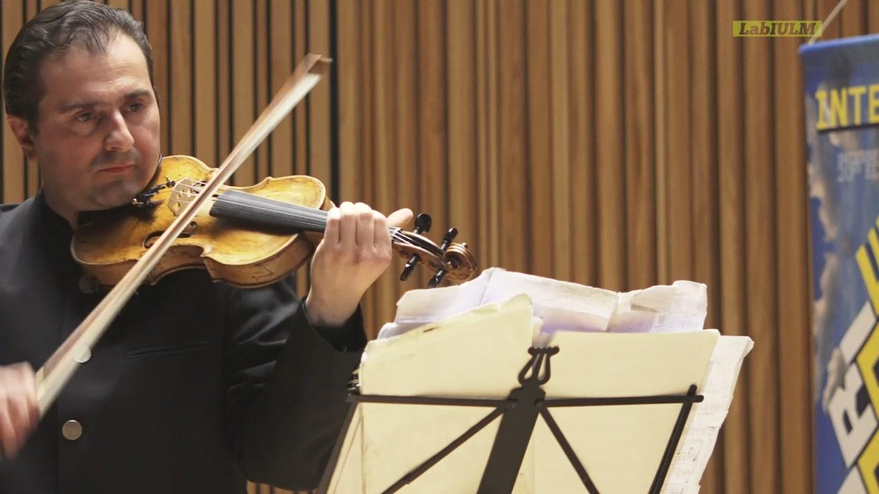 Matteo Fedeli in concerto per il FuoriSalone