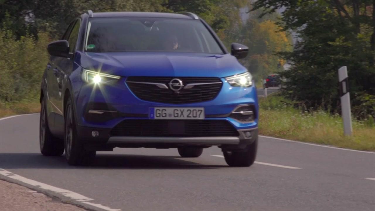 Il Suv Opel abbraccia il know-how PSA