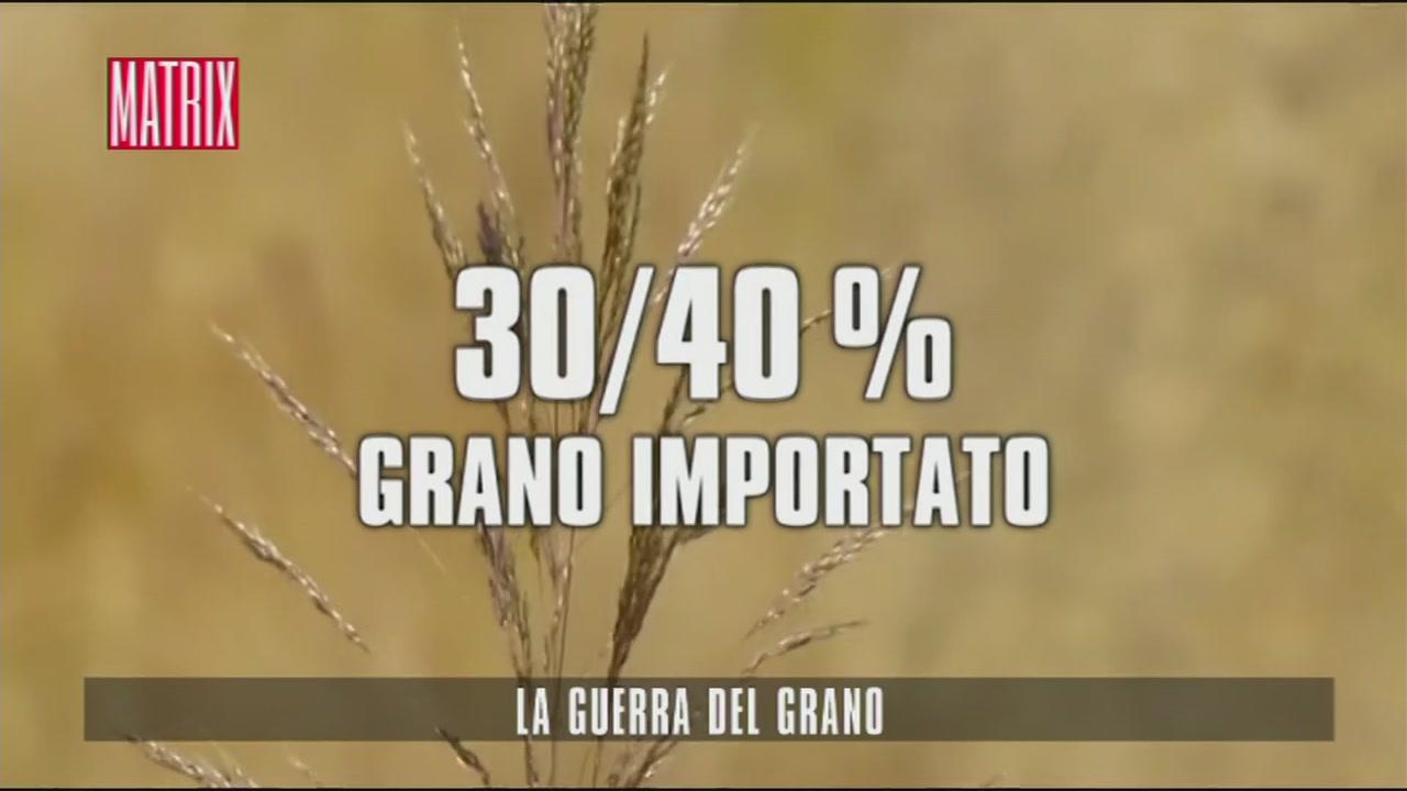 La guerra del grano