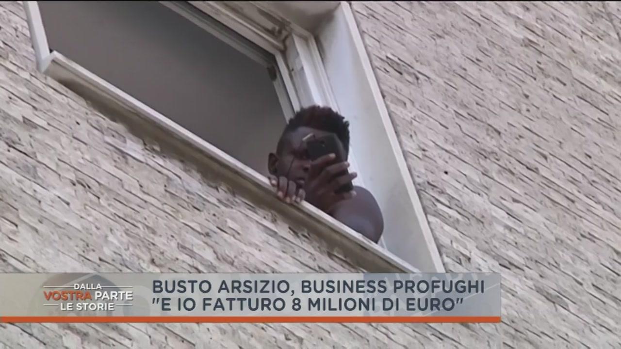 Il Business dei profughi