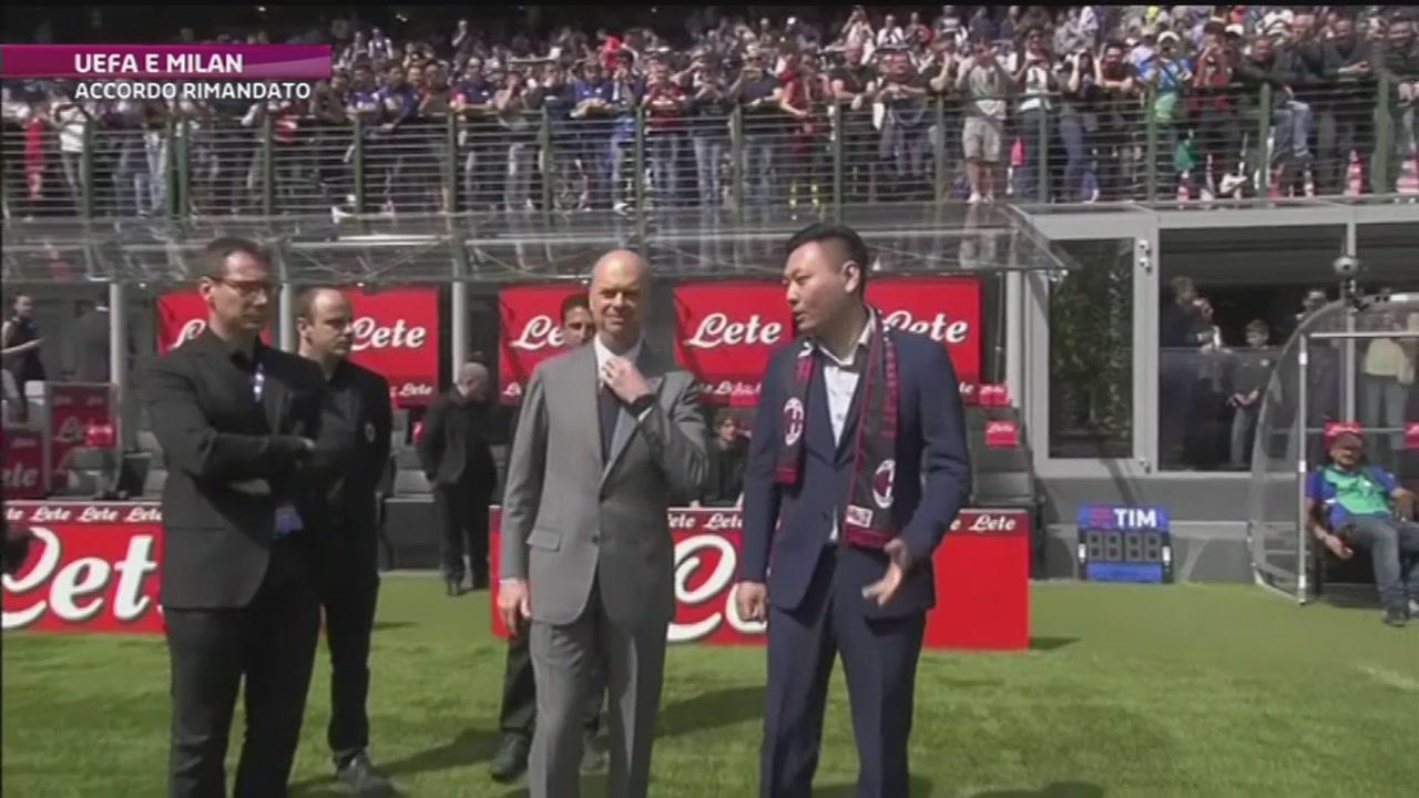 """Milan-Uefa: le ragioni del """"cauto ottimismo"""""""