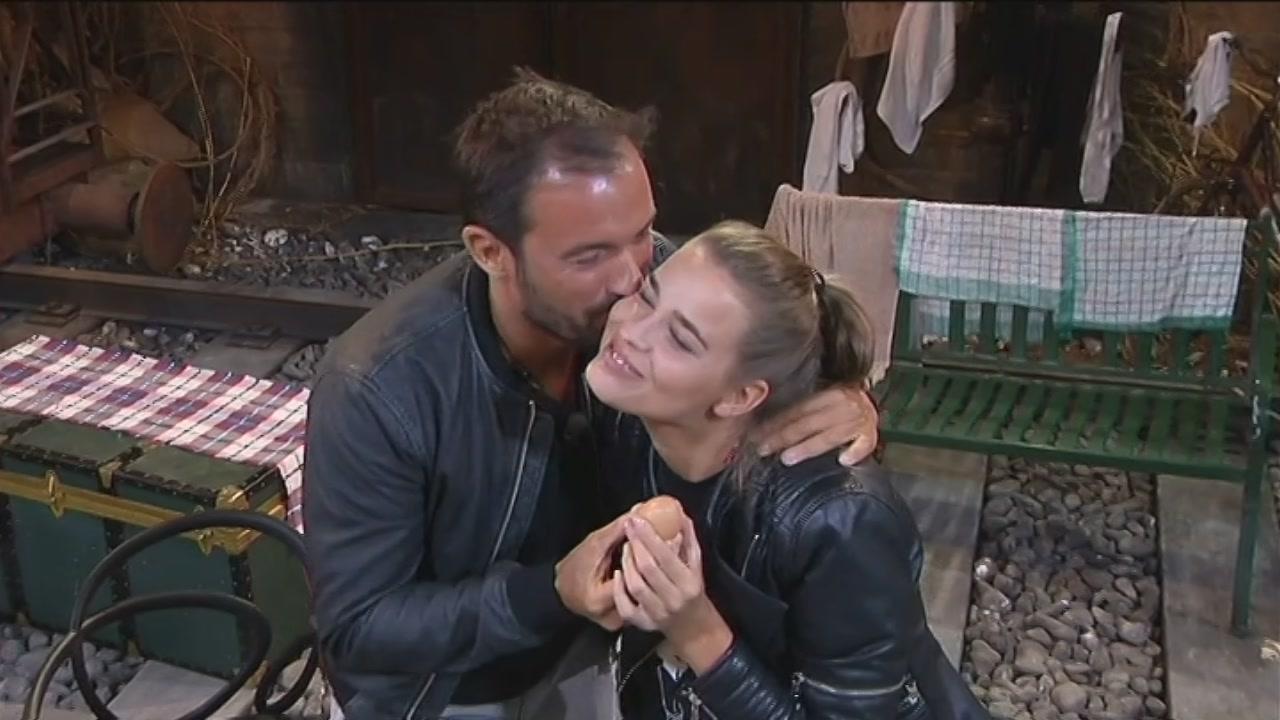 Gianluca e Ivana:è amore