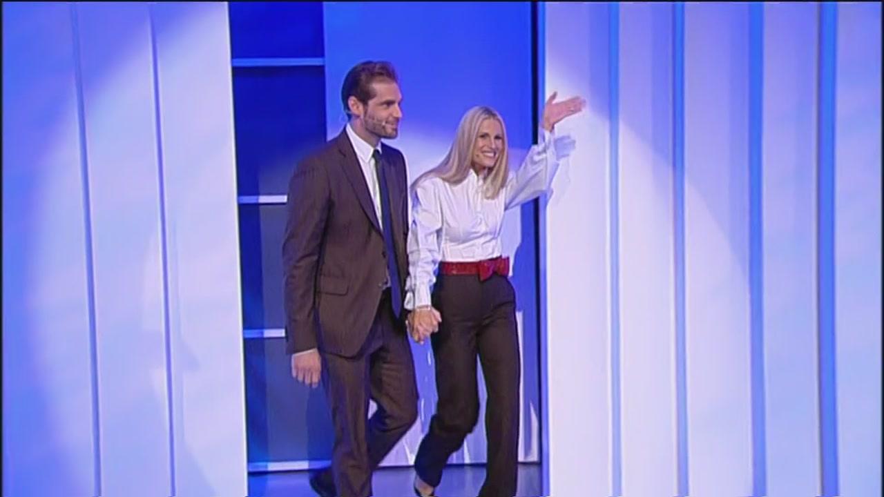 Michelle Hunziker e Tomaso Trussardi...