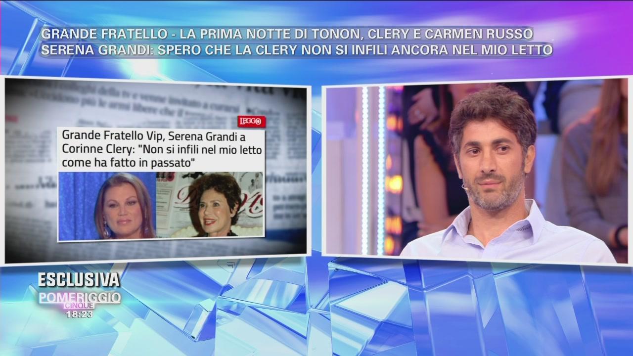 """""""Serena Grandi non sa quello che dice"""""""