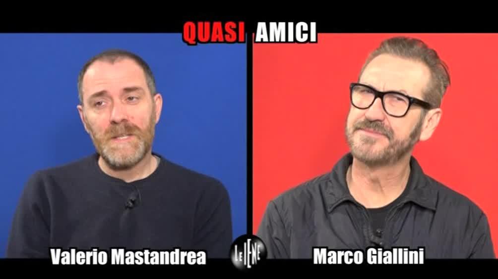 INTERVISTA: Valerio Mastandrea e Marco Giallini