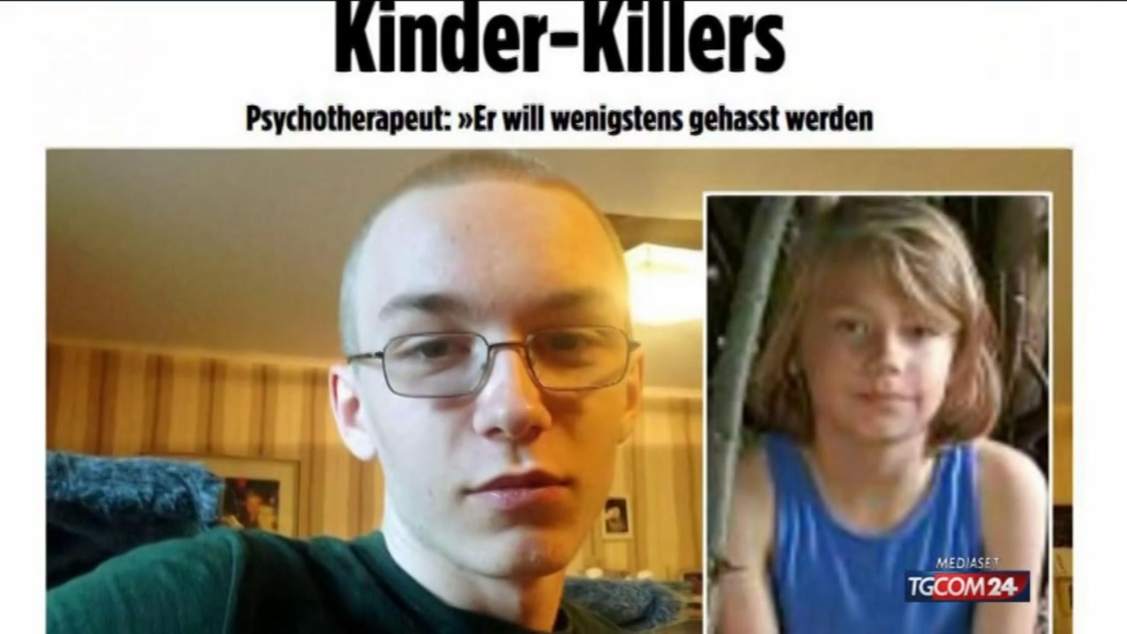 Germania, catturato il killer del bimbo: era in un fast food