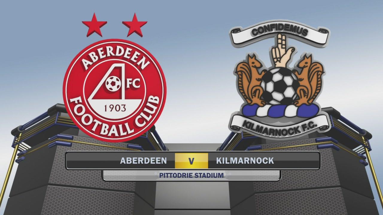 Aberdeen - Kilmarnock 1-1