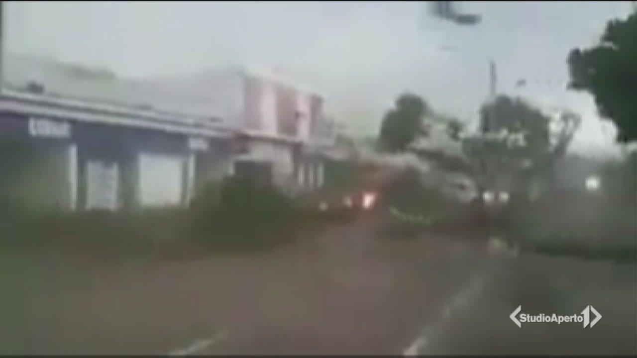 Disastro Irma, morte e distruzione