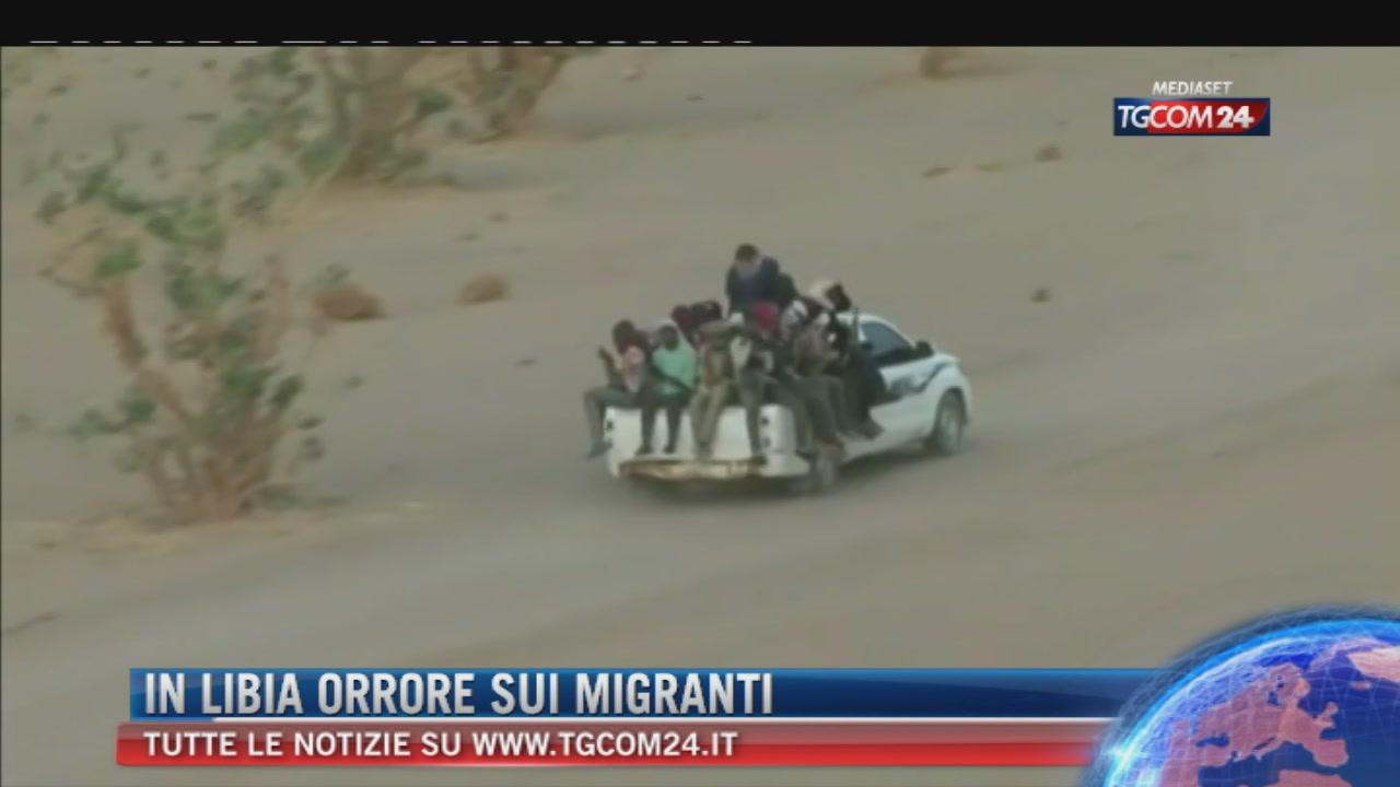 """Migranti, Onu: """"disumana"""" collaborazione Ue-Libia"""