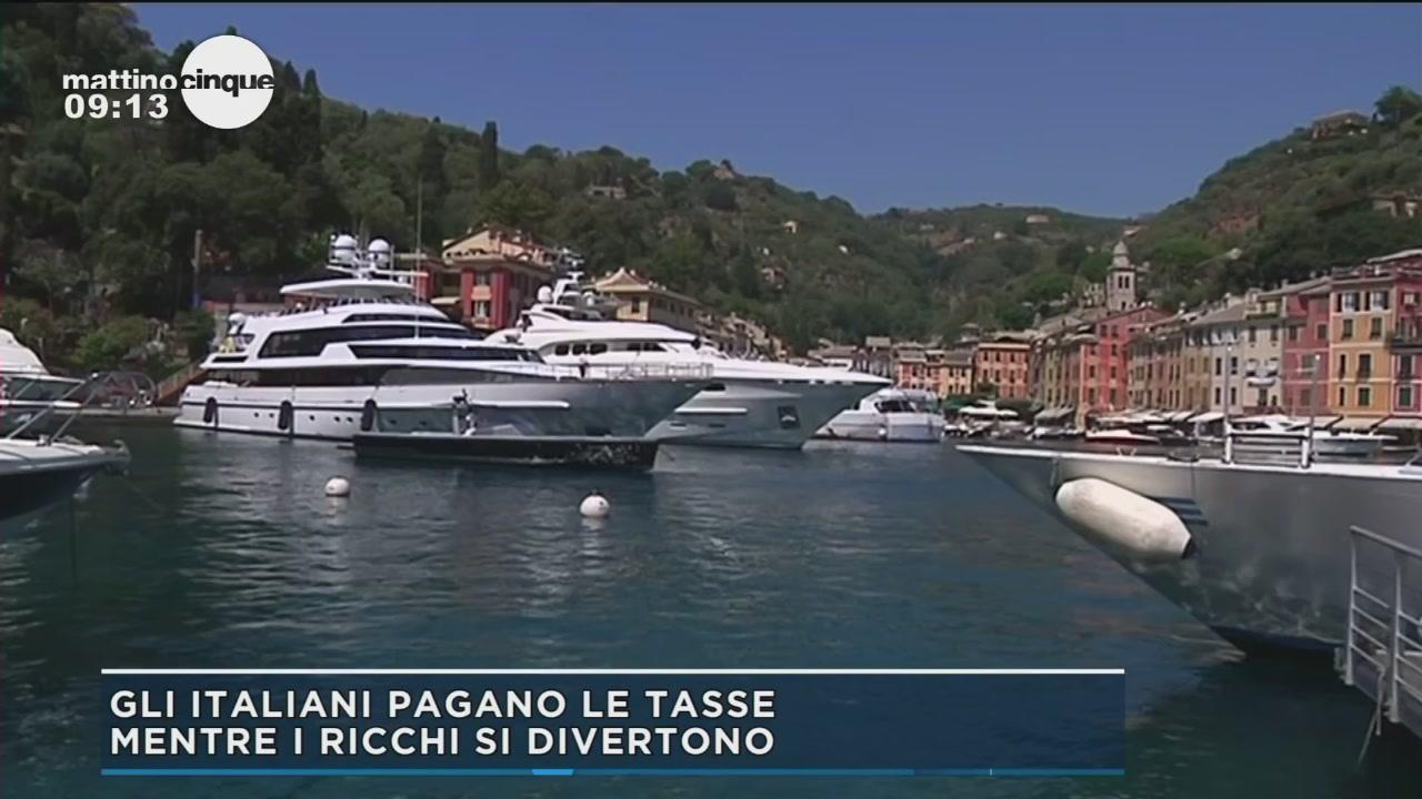 Italia, un paese per ricchi