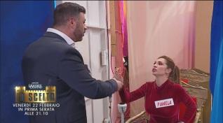 Il chiarimento tra Stefano e Pamela