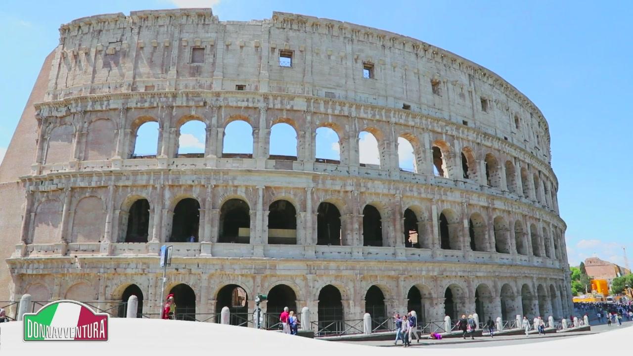 La Roma di Donnavventura