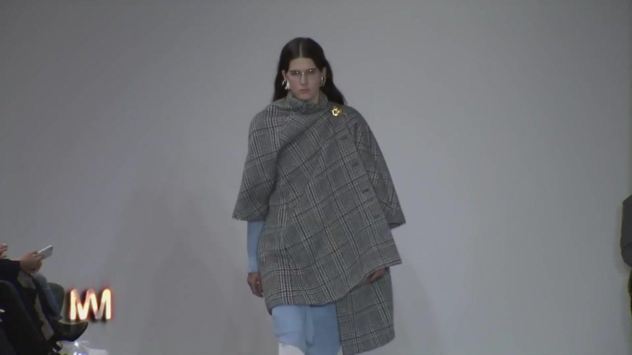 Balenciaga: la collezione per l'inverno 2017-18