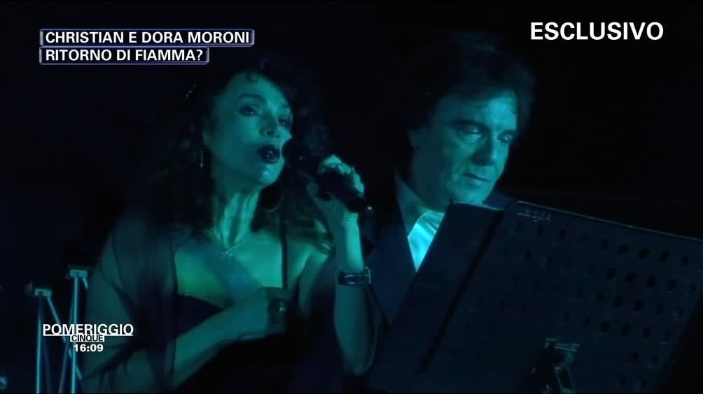 Christian e Dora Moroni: ritorno di fiamma?