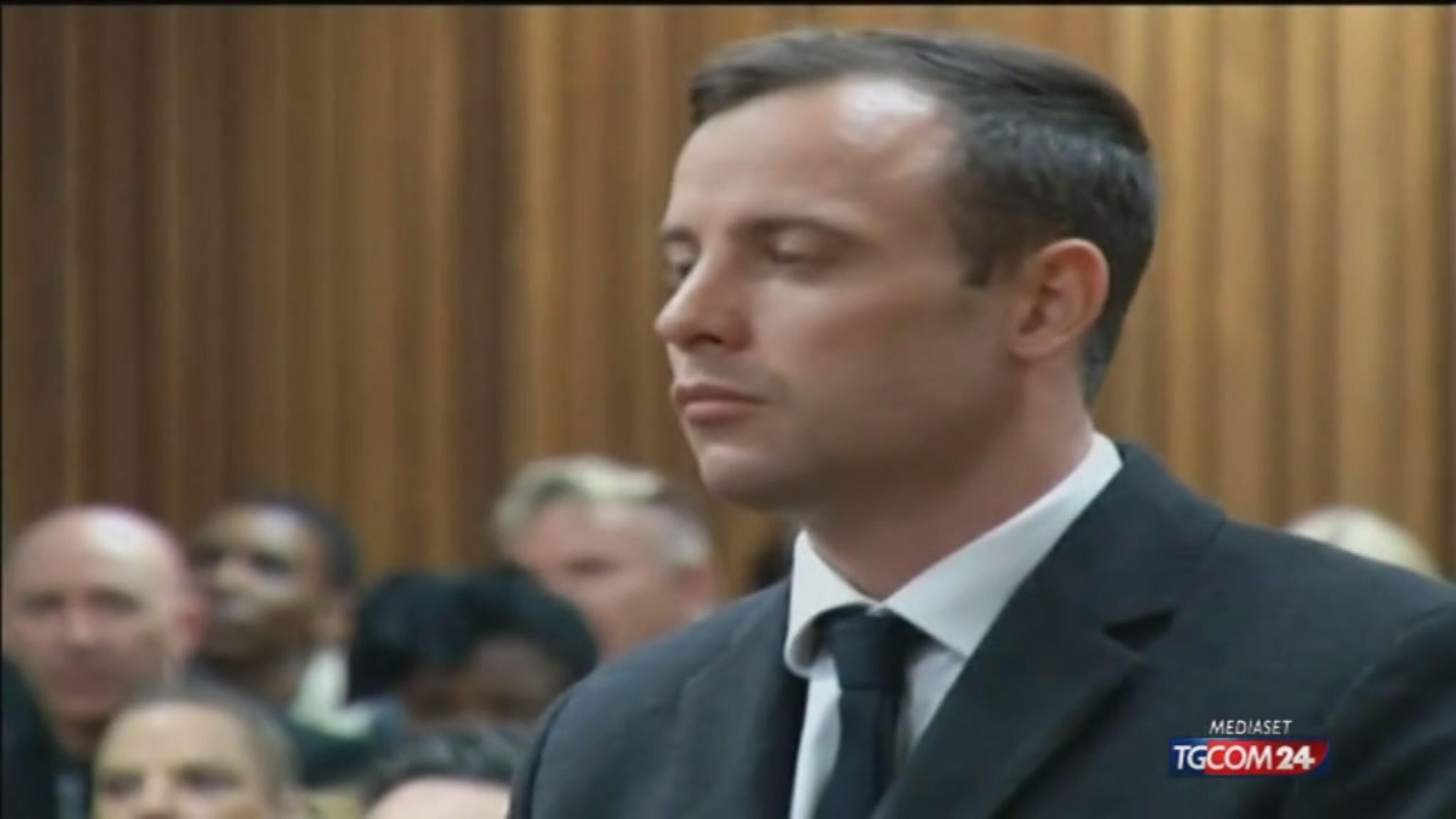 Pistorius condannato a 6 anni