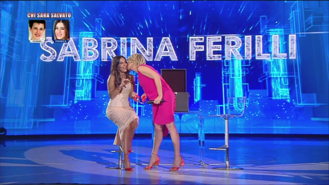Sabrina Ferilli: l'intervista