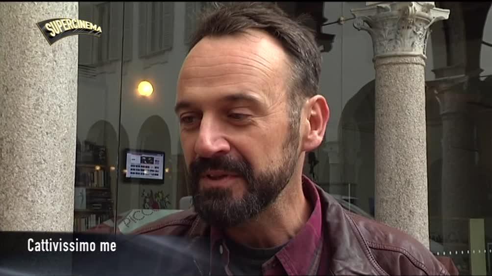 Paolo Pierobon, il cattivissimo De Silva