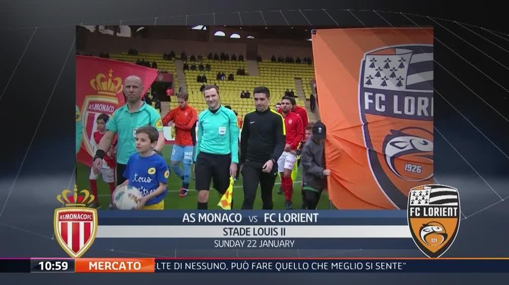 AS Monaco-FC Lorient 4-0
