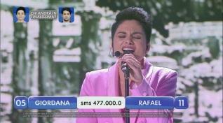 Giordana vs Rafael – Chi andrà in finalissima? – III esibizione