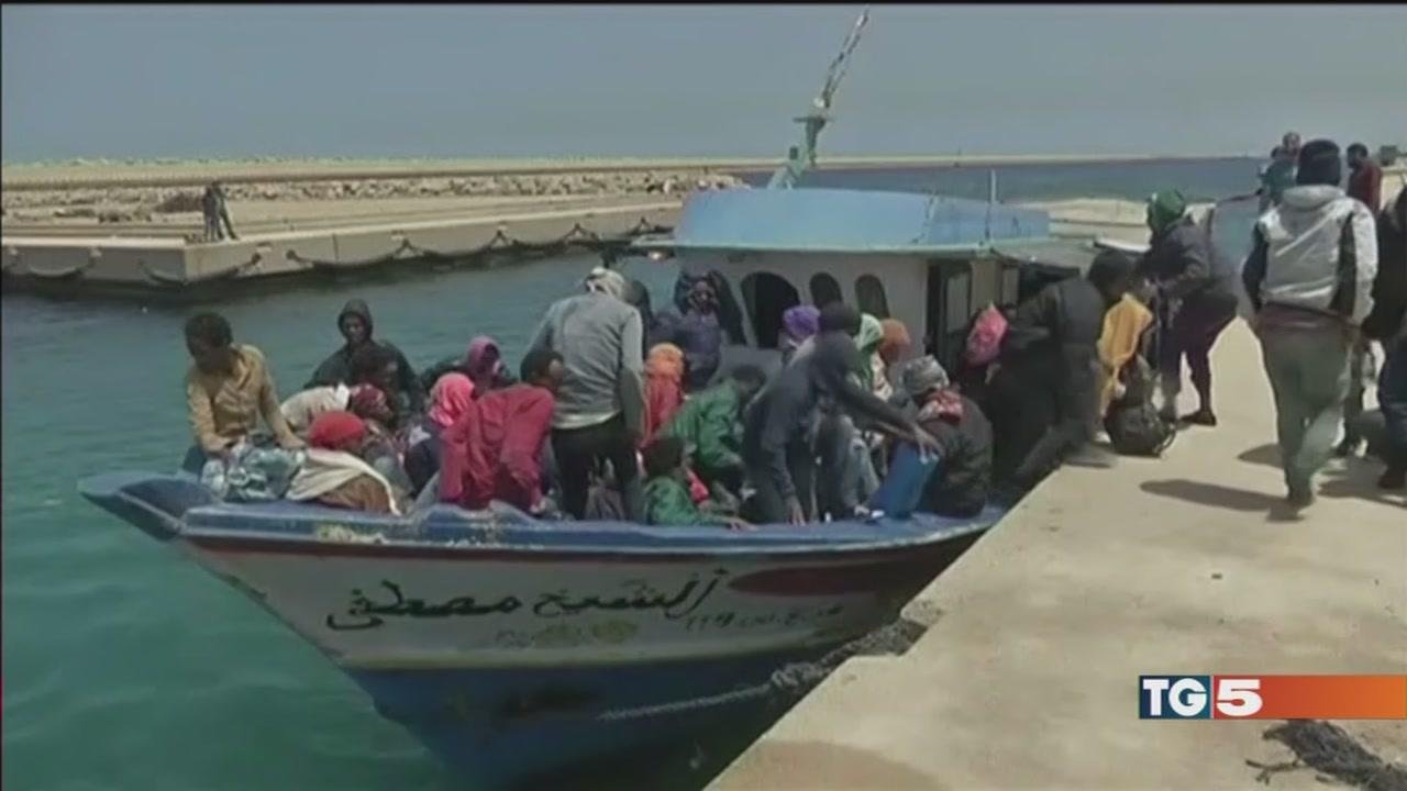 Minniti a Frontex:L'Europa apra i porti