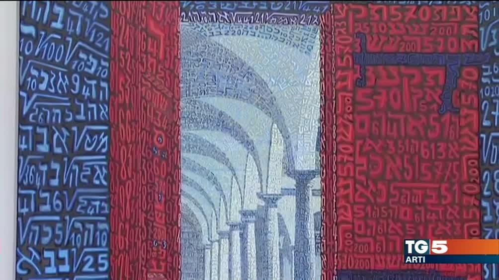 L'arte di Tobia Ravà e di Valerio Adami