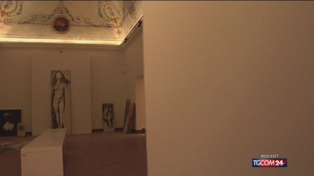 Il Museo Guttuso di Bagheria dopo 100 giorni è di nuovo inagibile