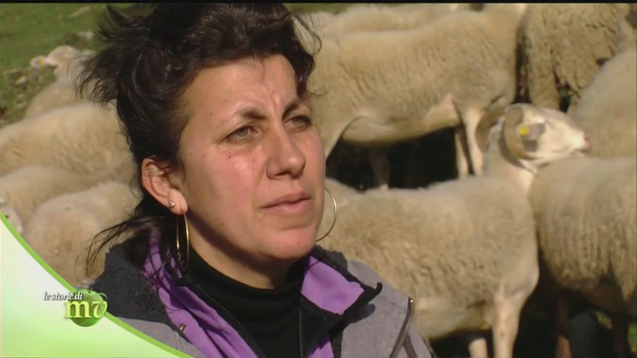 La signora degli agnelli