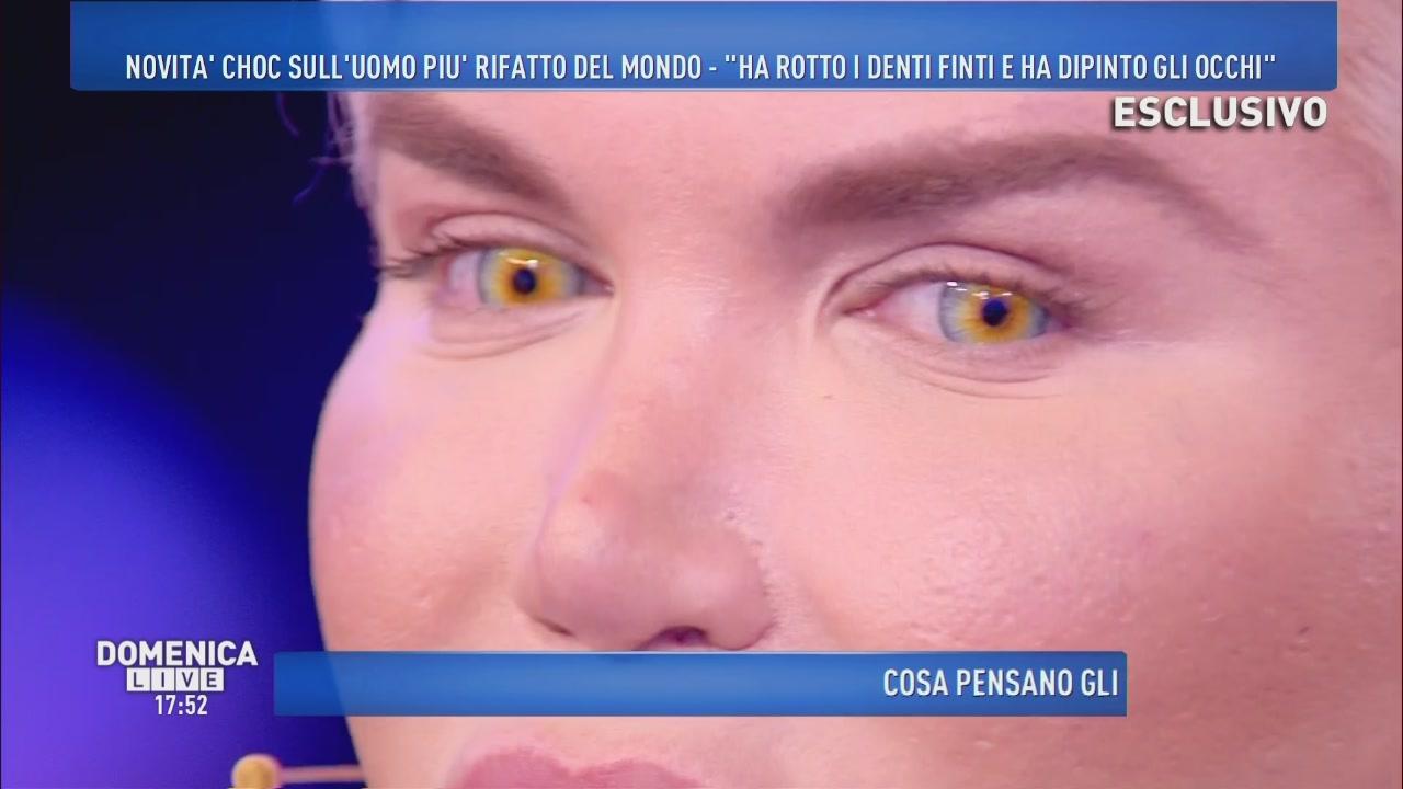 Gli occhi di Ken