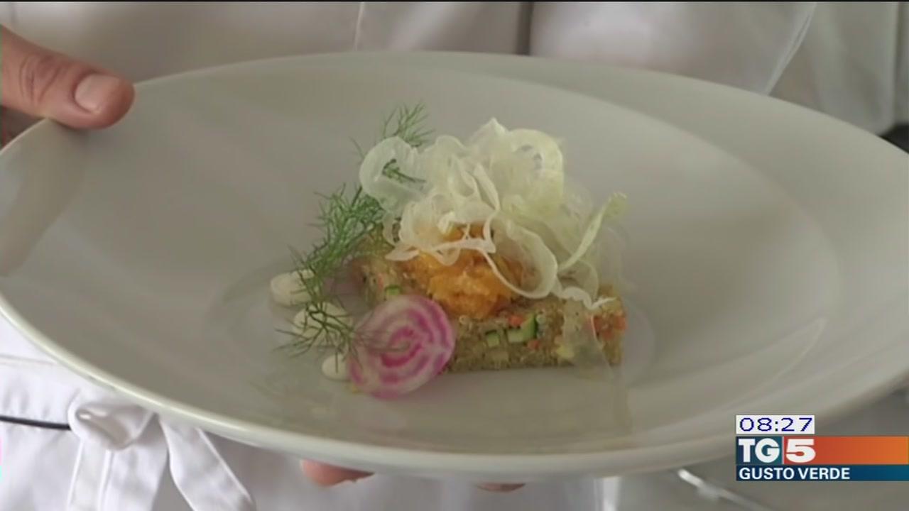 Gusto verde: insalata mista di quinoa