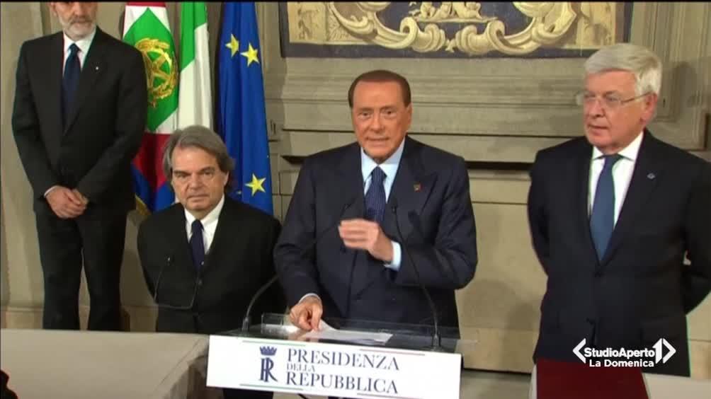 L'intervista di Berlusconi a Repubblica