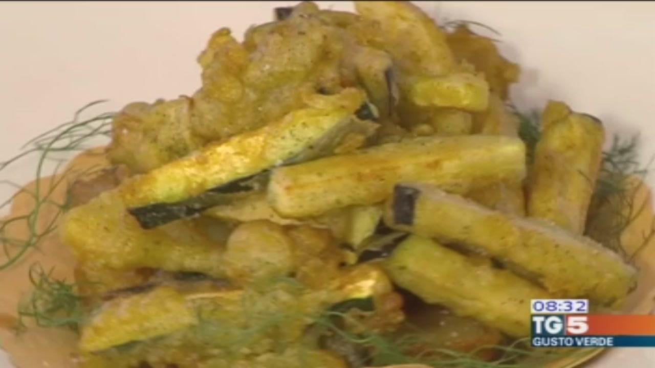 Gusto Verde: fritto di verdure