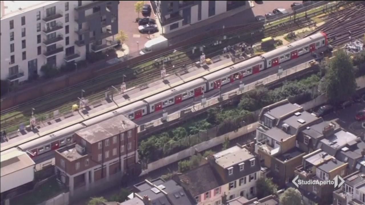 """Attacco a Londra: """"è terrorismo"""""""