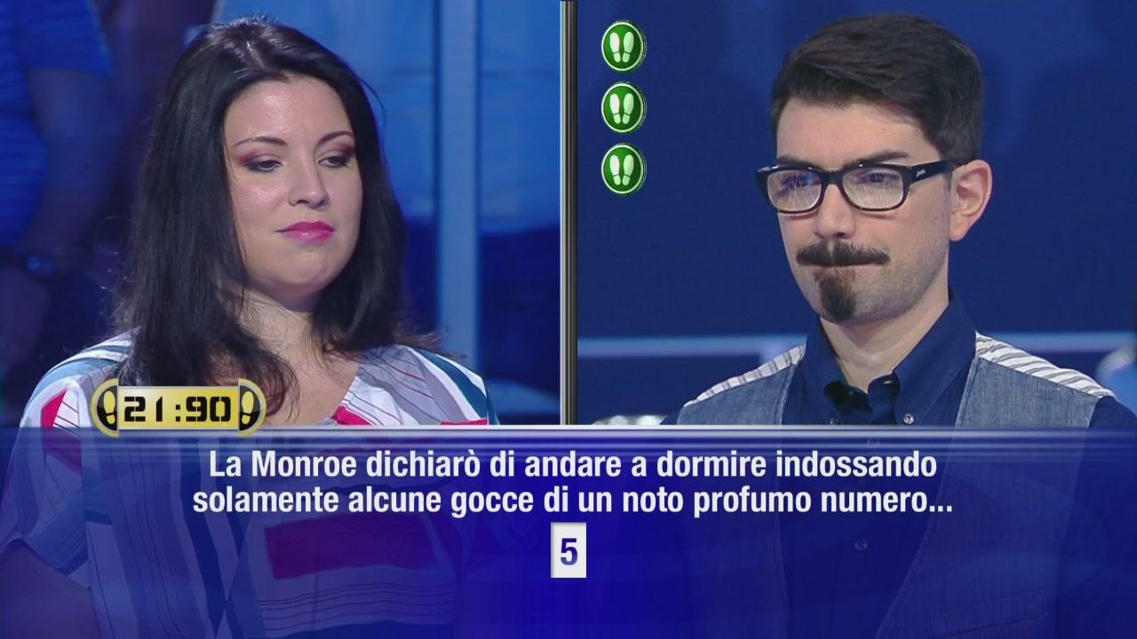 Mario vs Valentina