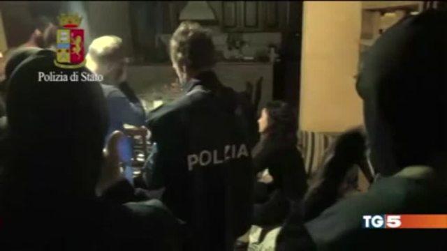 Anarchici nel mirino, 7 persone in manette