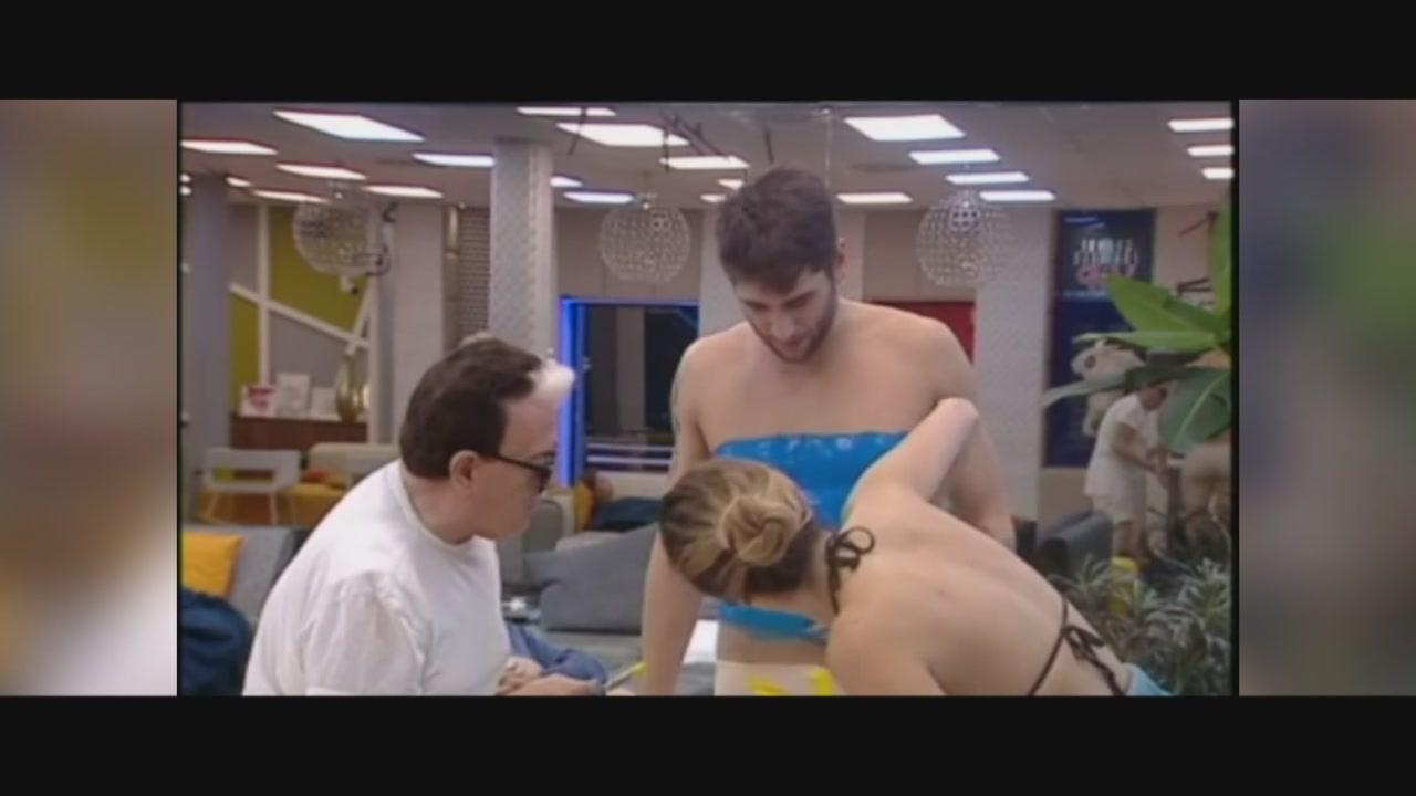 Body Imprinting - Cristiano, Aida e Jeremias