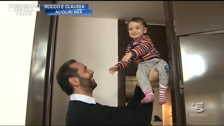 Rocco e Claudia: Auguri Mia