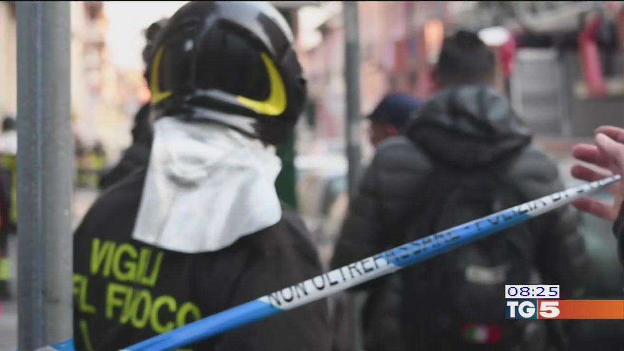Domenica di paura a Milano