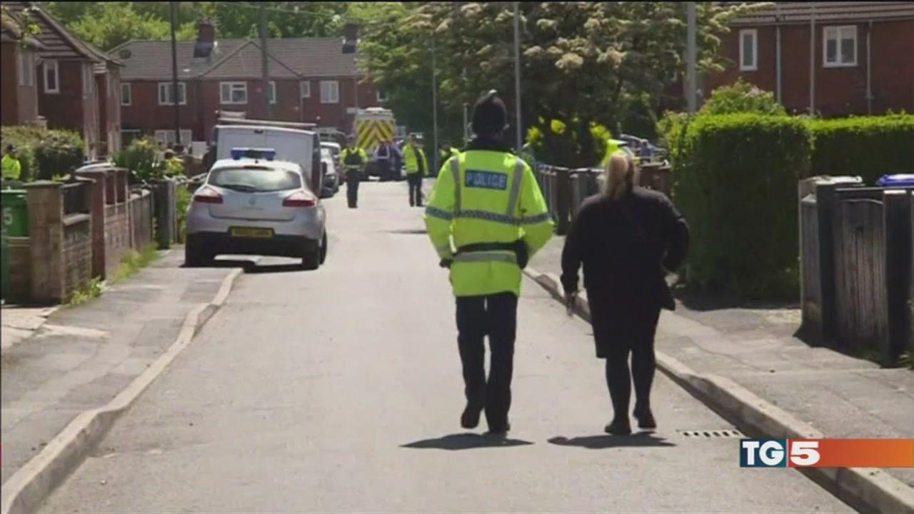 """Manchester, 5 arresti """"Non ha agito da solo"""""""