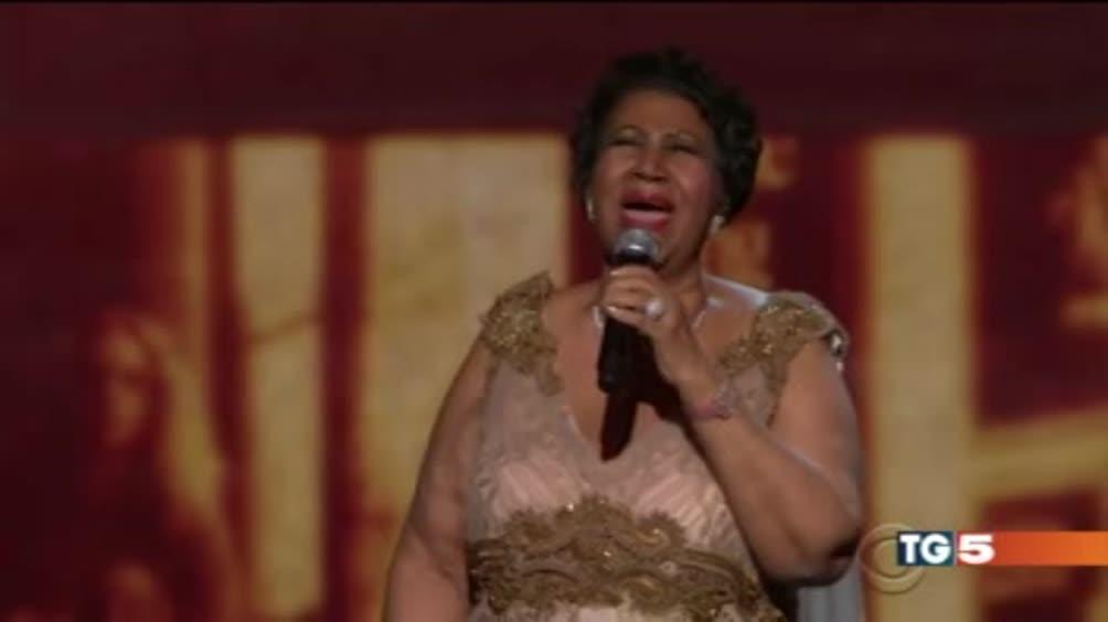 Aretha Franklin si ritira