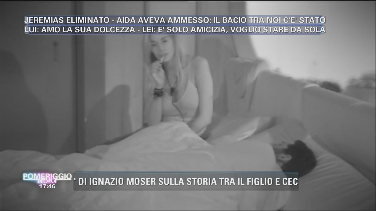 Aida Yespica - Jeremias Rodriguez: e ora?