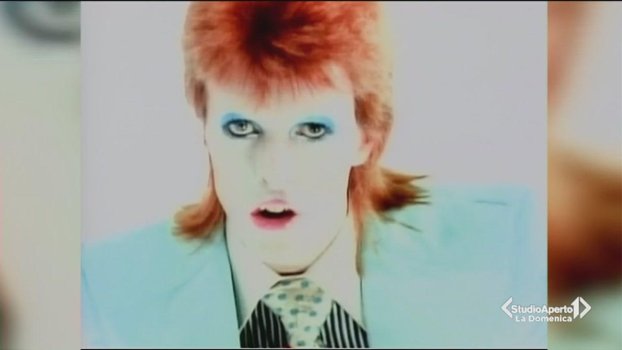 La biografia di David Bowie