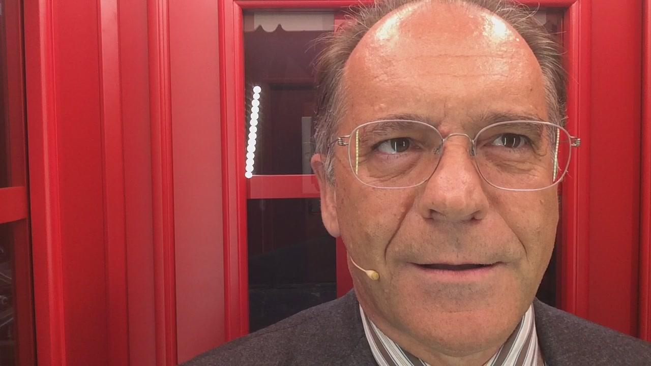 La #cabinarossa di... Alessandro Cecchi Paone